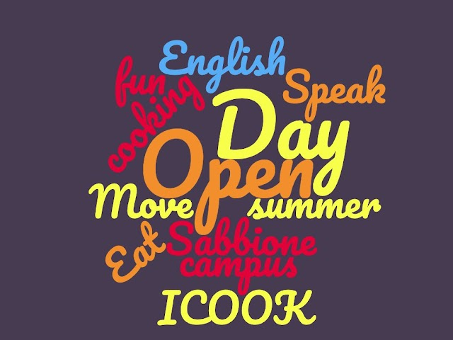 OPEN DAY (Move, Eat & Speak)