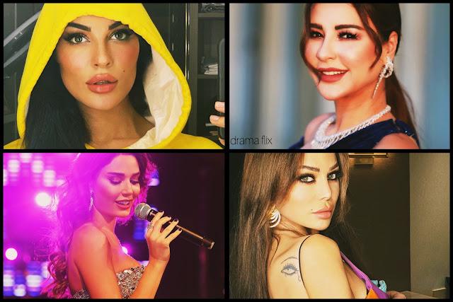ممثلات لبنانيات, ممثلات جميلات, احلا الممثلات