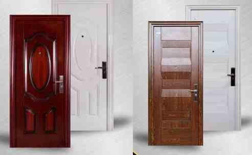pintu rumah minimalis type 36 model terbaru banget