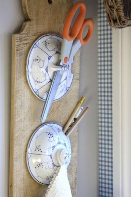 Como utilizar louça velha no artesanato
