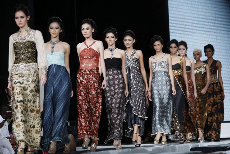 Batik Fashion Show   Fashion Show