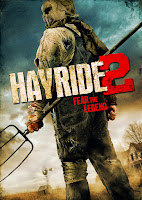 Hayride 2 (2015) online y gratis