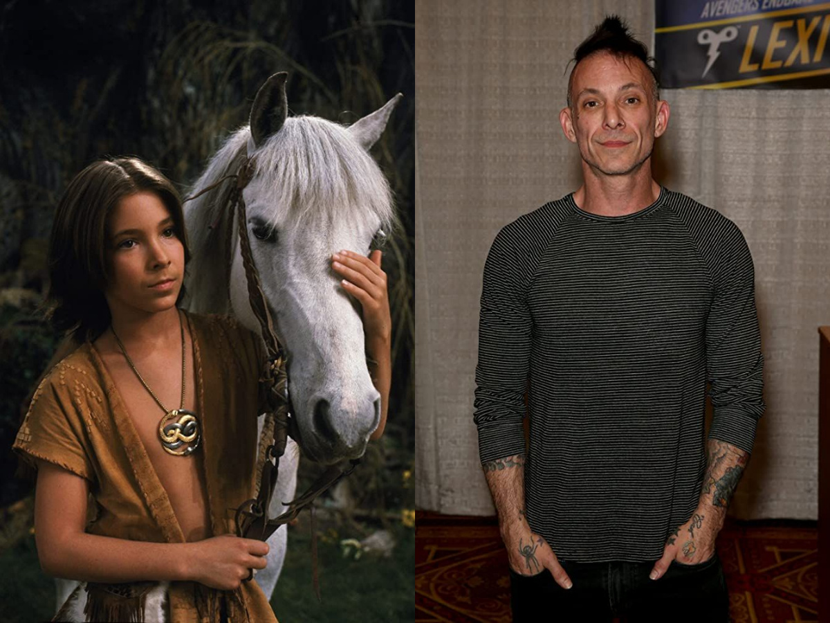 Noah Hathaway then and now