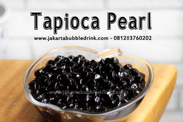 supplier tapioca pearl murah harga grosir
