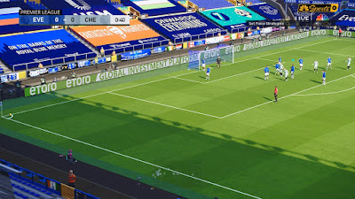 PES 2021 Goodison Park LockDown Edition by Golden Ghost