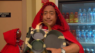 Alan, Little Red Riding Hood, Sesame Street Episode 4318 Build a Better Basket season 43