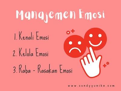 cara manajemen emosi