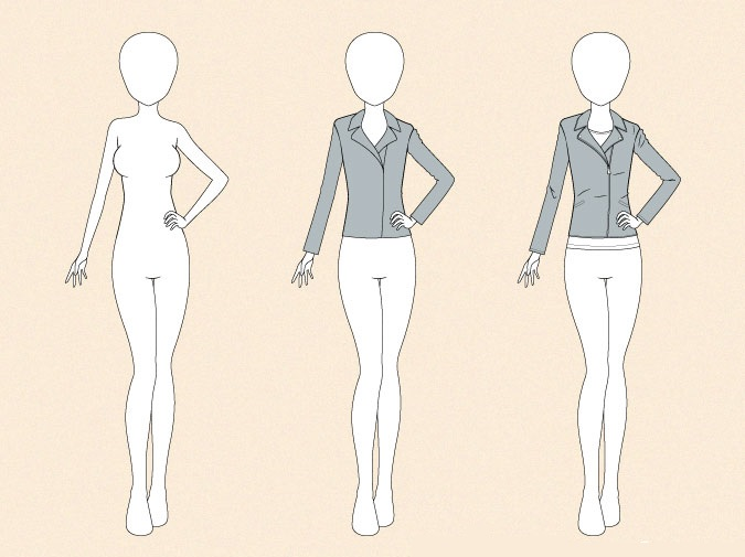 Jaket kulit anime pada contoh gambar tubuh.jpg