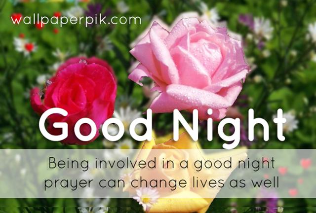 good night quote image