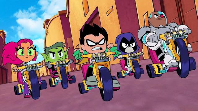 Fotograma Teen Titans Go! La pelicula