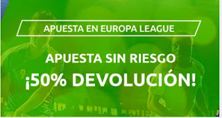 Mondobets promo Europa League 26-11-2020