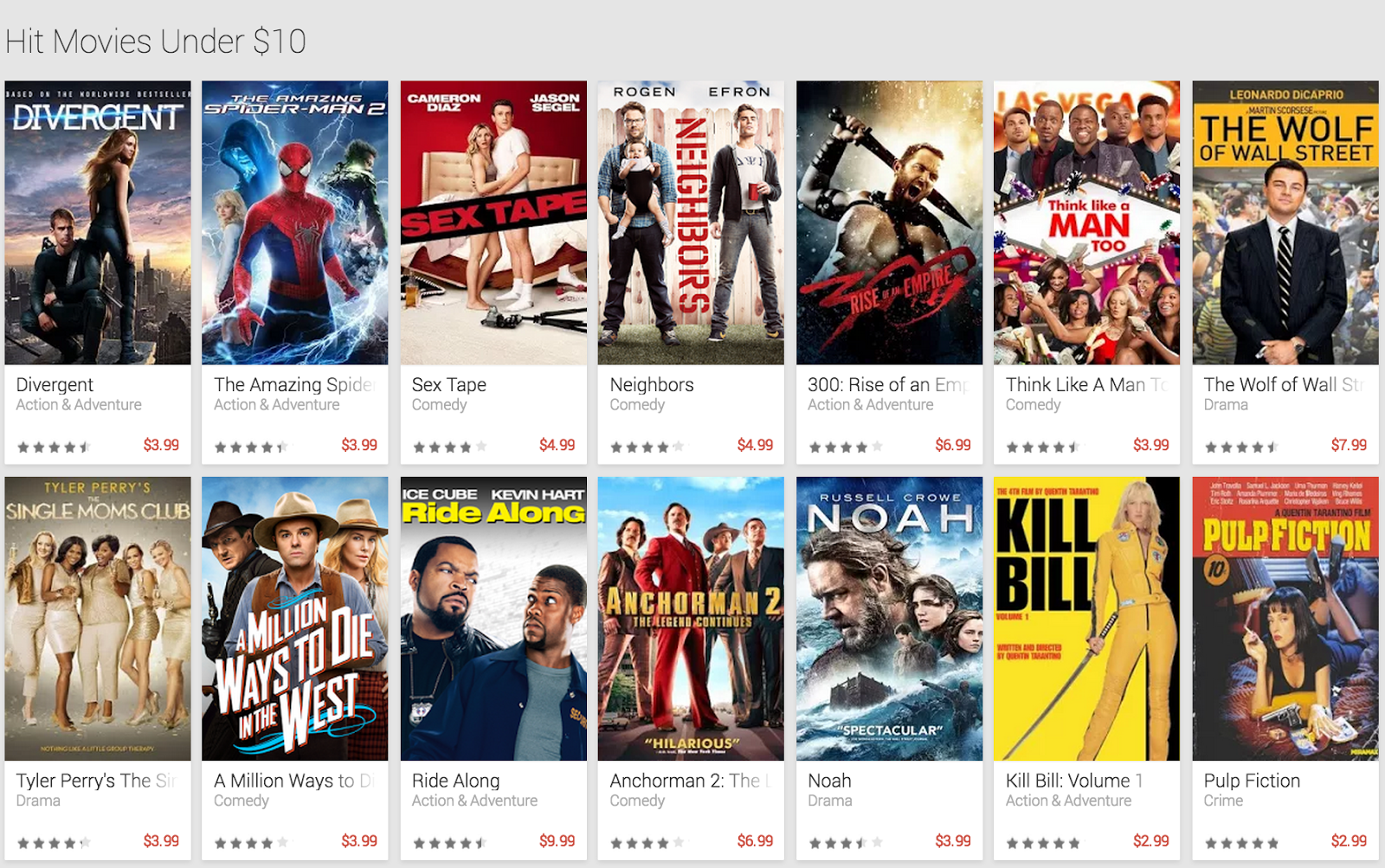 how to access google play movies on ipad