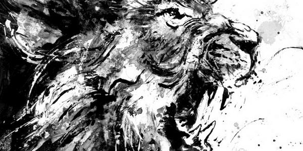 "Cerita fabel ""Mimpi Raja Jadi Nyata"" dialihbahasakan dan diceritakan ulang oleh ceritanakecil.com dari fabel Aesop berjudul ""The King and the Painted Lion""."