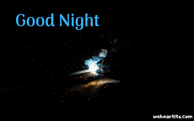 good night images video