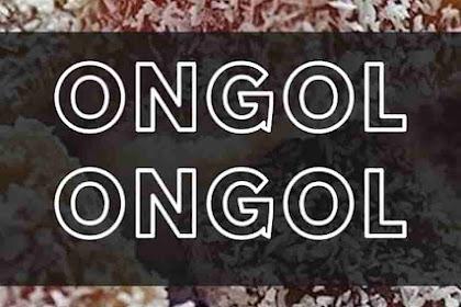 KUE ONGOL ONGOL MANIS KENYAL