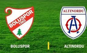 Boluspor - Altınordu FK Maçı canlı CAnlı izle 21 Haziran 2020