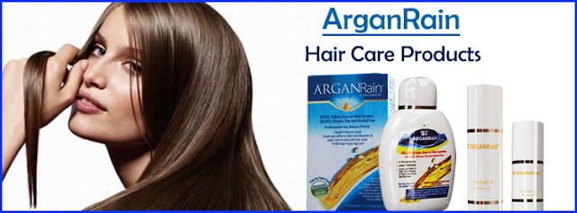 ArganRain Sulfate Free Shampoo
