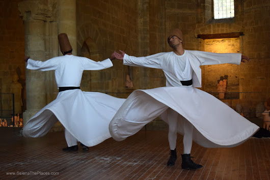 Whirling Dervishes of Lefkosa, Cyprus