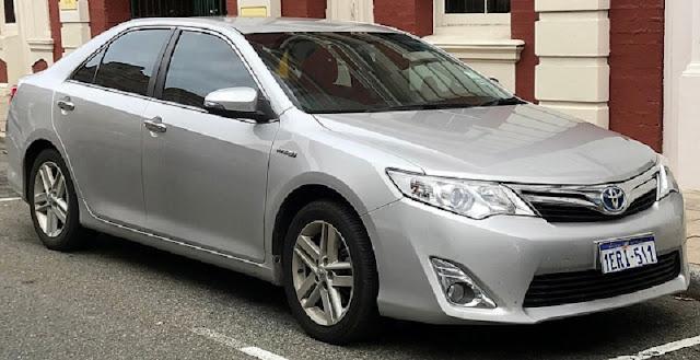 Toyota Camry Hybrid 2014 Price