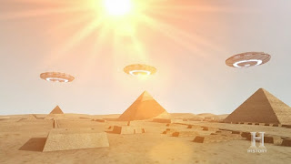 Ancient Aliens - The Pharaoh's Curse ep.5 2017