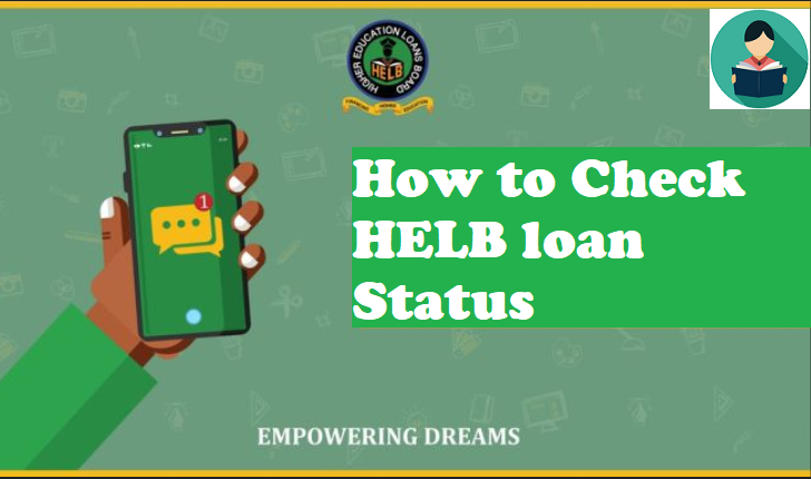 How to Check HELB loan Status