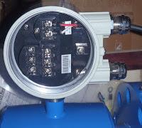 Output converter flow magnetic