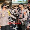 Cek Penampilan dan Kelengkapan Personel, Kapolres Takalar Apresiasi Kedisiplinan Anggotanya