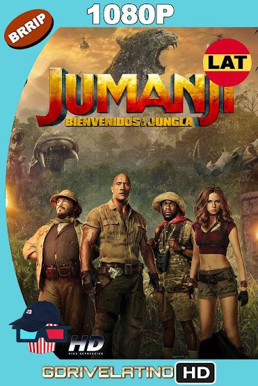Jumanji: Bienvenidos a la Jungla (2017) BRRip 1080p Latino-Ingles MKV