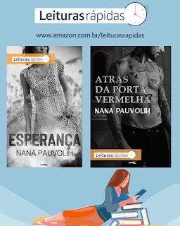 ebook Esperança Atrás da porta vermelha - Nana Pauvolih