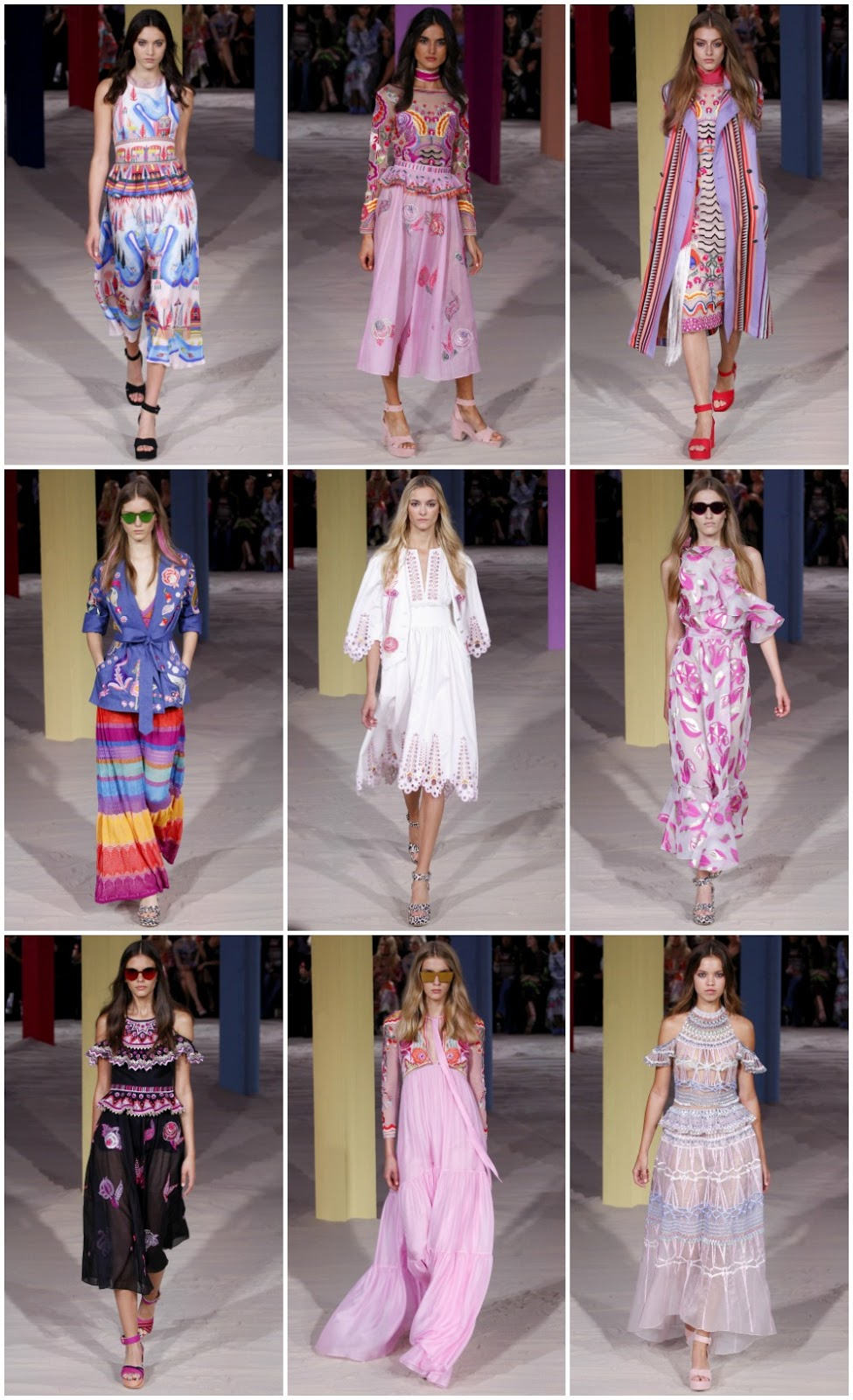 Temperley London SS17 - The collection