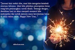 20+ Gambar Welcome Januari plus Kata sambutan Tahun Baru yang Meriah