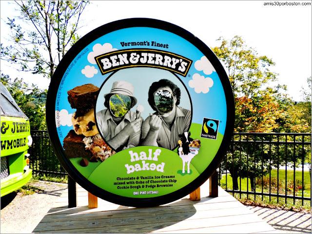 Fábrica de Ben & Jerry's en Vermont