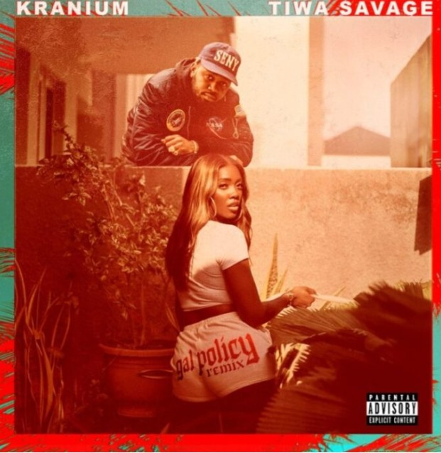 "Kranium Ft Tiwa Savage – ""Gal Policy"" (Mp3 Download)"