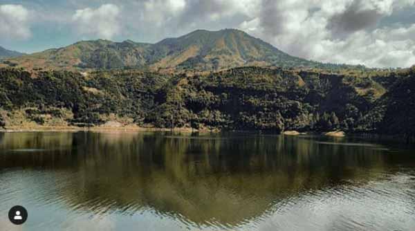 Destinasi Wisata Wonosobo Telaga Menjer