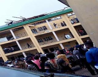 Elechi Amadi Polytechnic Cancel Exam Due to Heavy Rain