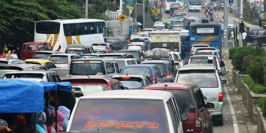 Macet Makin Parah, Jakarta Butuh Semua Jenis Transportasi Massal