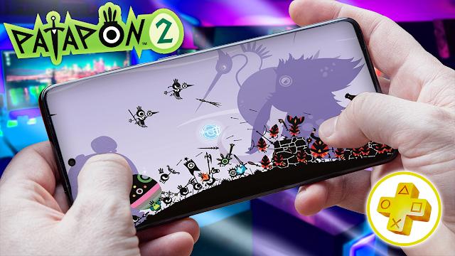 Patapon 2 Para Android (Configuraciones) [ROM PSP]