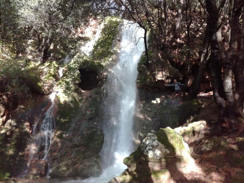 Le cascate del Salt Des Freu