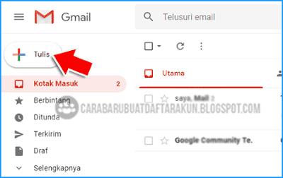 cara mengirim cv lamaran kerja lewat email di laptop