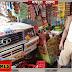 पिकअप वैन घुसी दुकान में, ग्राहक और दुकानदार जख्मी, सामान क्षतिग्रस्त