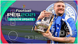 Download PES 2021 PPSSPP New Stadium Graphics HD Face & New Kits 2022
