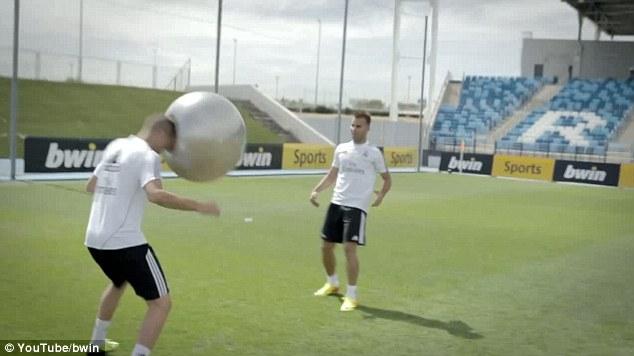Bola Suiça no Esporte