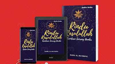 """Alhamdulillah, Ada """"Rindu Rasulullah"""" di Google Play Book"""