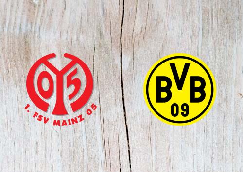 Mainz 05 vs Borussia Dortmund Full Match & Highlights 24 November 2018