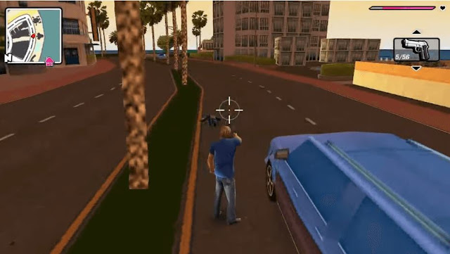 Gangstar miami vindication Android Game Highly Compressed 140mb