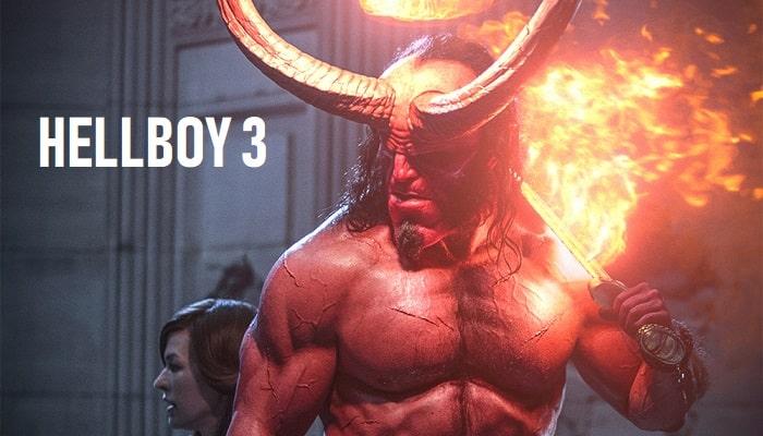 Hellboy 3 Film Konusu, Oyuncuları - 2019 Filmleri - Kurgu Gücü
