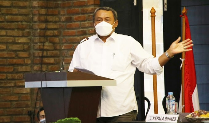 Meningkatnya Warga Terpapar Covid-19, Pemkab Serang Minta Gubernur Banten Segera Buka RS Darurat