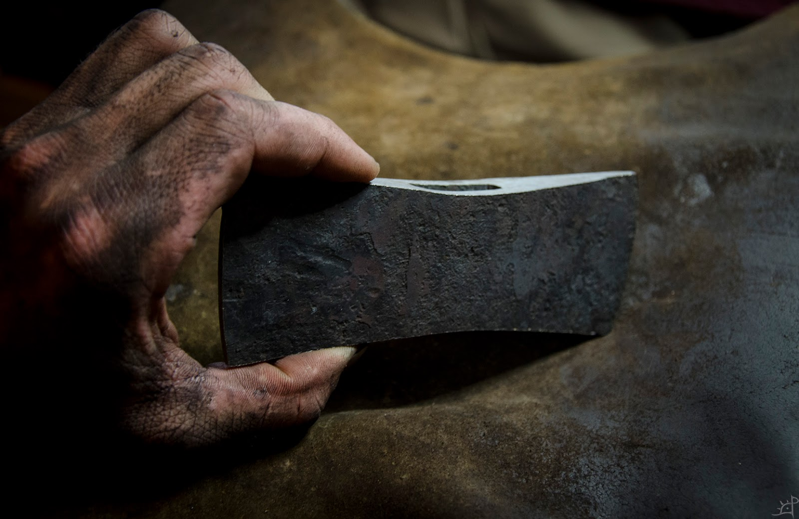 blacksmith axe drift