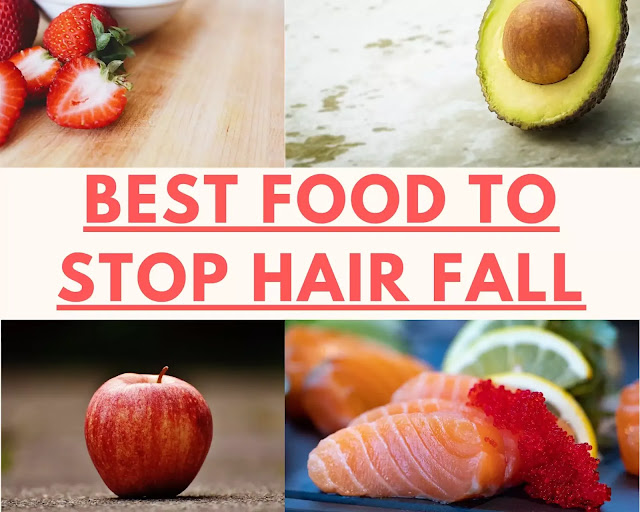 best food to prevent hair fall, food to control hair fall, best food for hair growth
