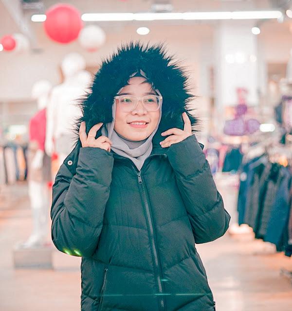 Jaket Bulu Angsa, Jaket musim dingin
